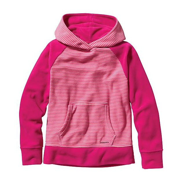 Толстовка Patagonia Girls' Micro D Hoody детская