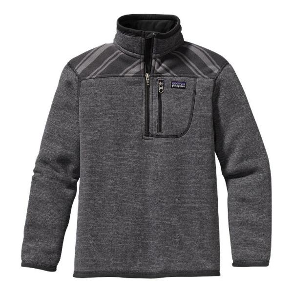 Пулон Patagonia Better Sweater® Zip Neck для мальчиков