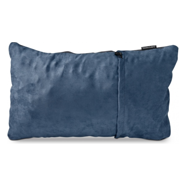 все цены на Подушка Therm-A-Rest Therm-A-Rest походная Compressible Pillow синий XL(42х67см) онлайн