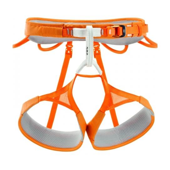 Страховочная система Petzl Petzl Hirundos оранжевый XL