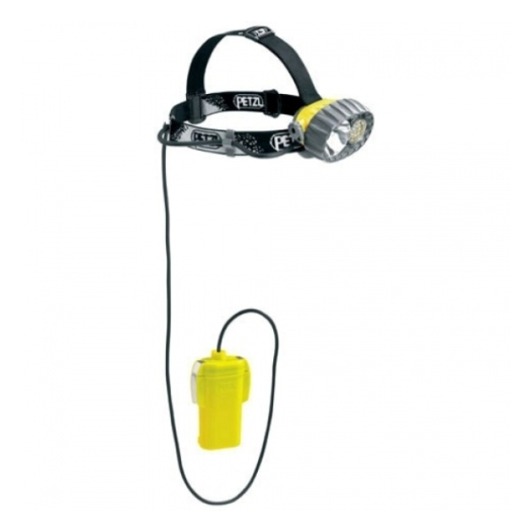 Фонарь налобный Petzl Petzl Duobelt Led 14 menghu 7058 high quality windproof lighter w cover