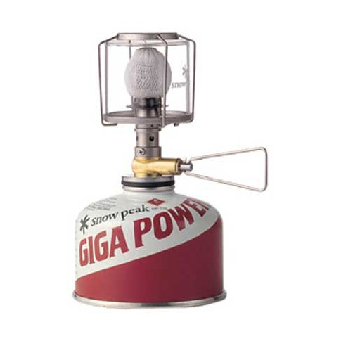����� Snow Peak Giga Power 80��