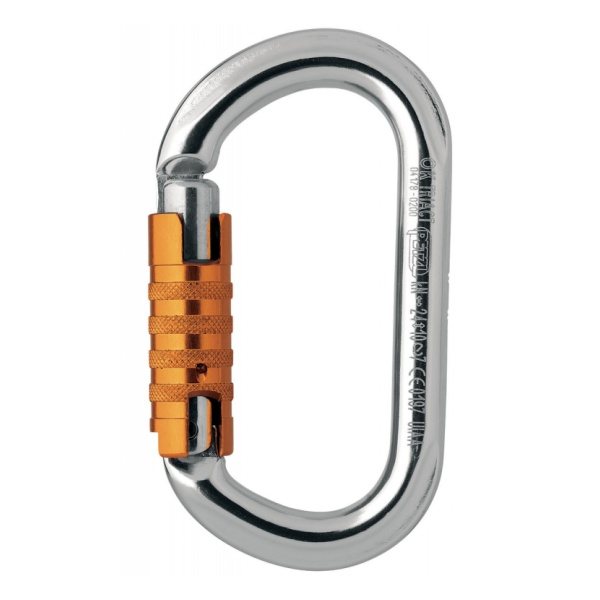 Карабин Petzl Petzl OK Triact-Lock