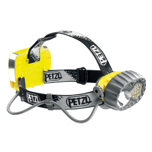 Фонарь налобный Petzl Petzl Duo Led 14 petzl duo led 14