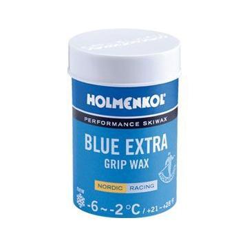 Мазь держания HOLMENKOL Grip Blue Extra 24217