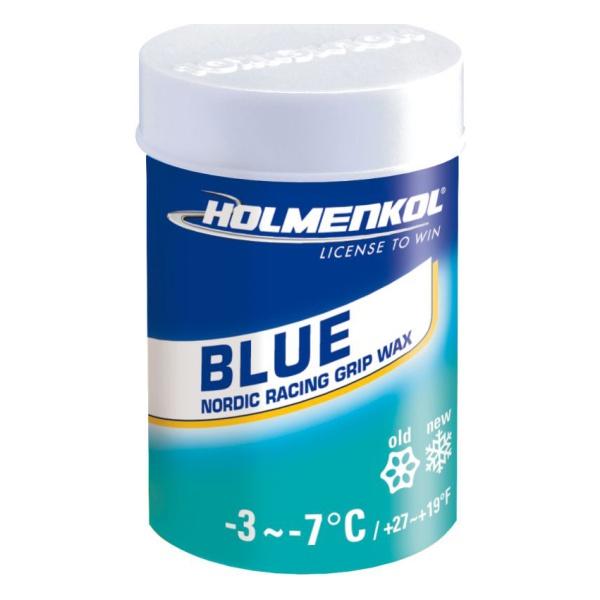 Мазь держания HOLMENKOL Grip Blue 24218 цена