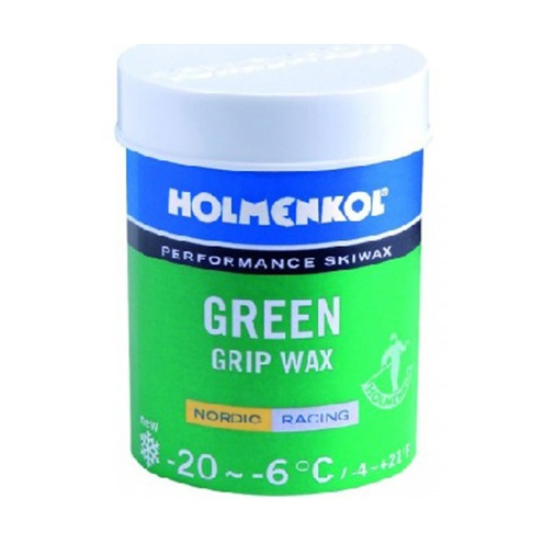 Мазь держания HOLMENKOL Grip Green 24219 цена