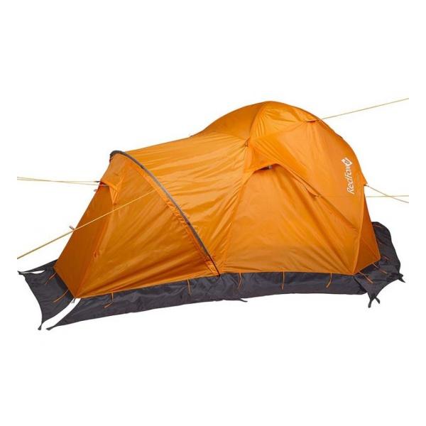 Палатка Red Fox Red Fox Arctic Fox V2 оранжевый 5/МЕСТНАЯ комплект для ремонта снаряжения red fox 5 шт