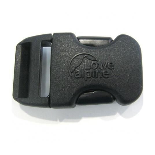Пряжка Lowe Alpine LA 2-х компонентная 25 мм черный other tamehome 2015 5 2 alpine 12v 2
