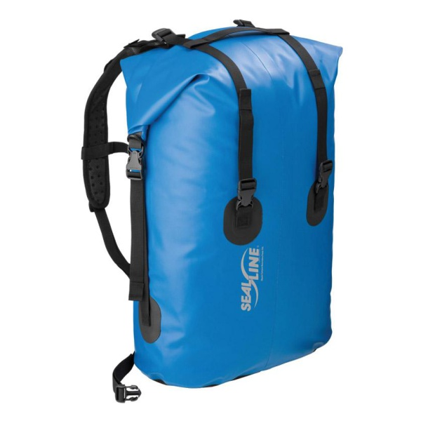 Герморюкзак SealLine Boundary Pack 115 синий 115л