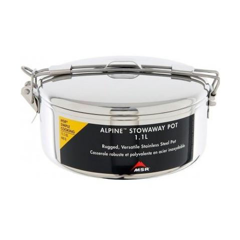 ���������� � ������� MSR StowAway� Pot 1100 ml 1.1�