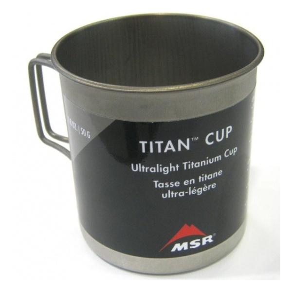 Купить Кружка MSR Titan Mug