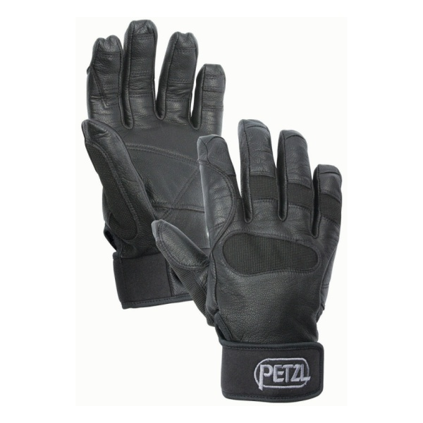 Перчатки защитные Petzl Cordex Plus черный S