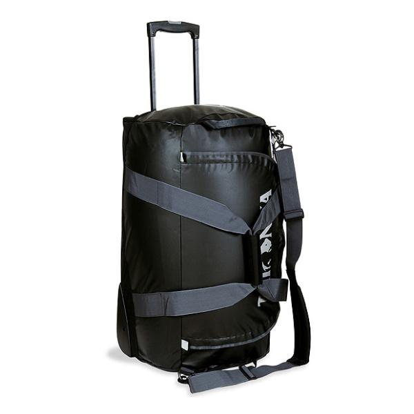 Сумка на колесах Tatonka Tatonka Barrel Roller L черный 85л сумка tatonka check in xt цвет черный 3 1 л