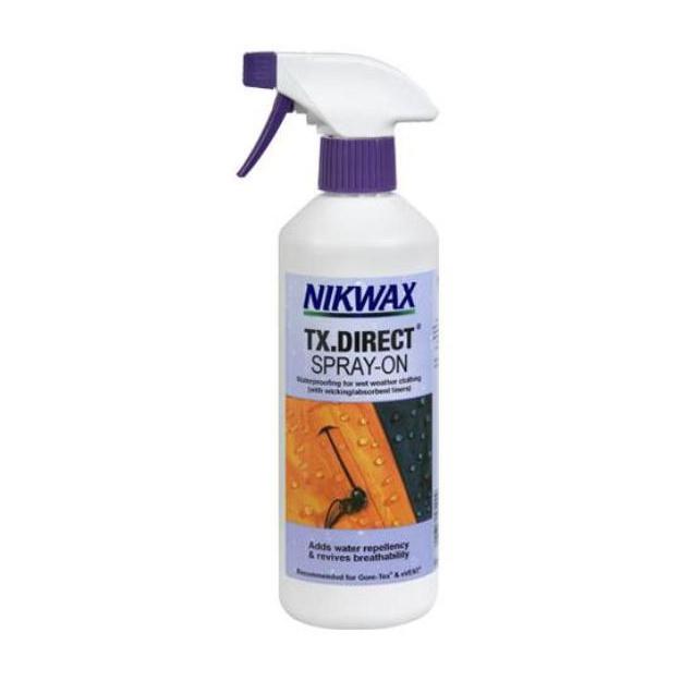 Пропитка водоотталкивающая Nikwax TX Direct Spray-on 300 мл 300ML