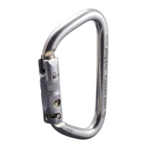 Карабин Rock Steel Twist-lock
