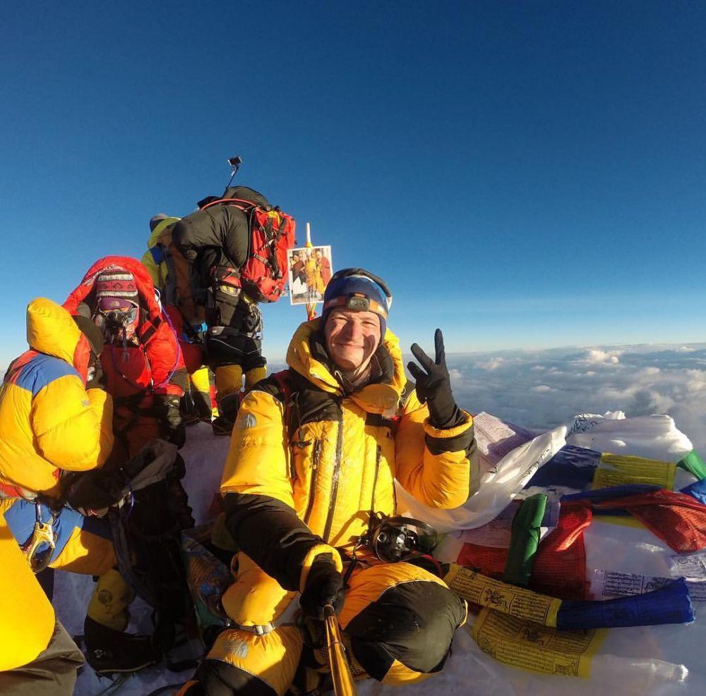 Поход на эверест фото